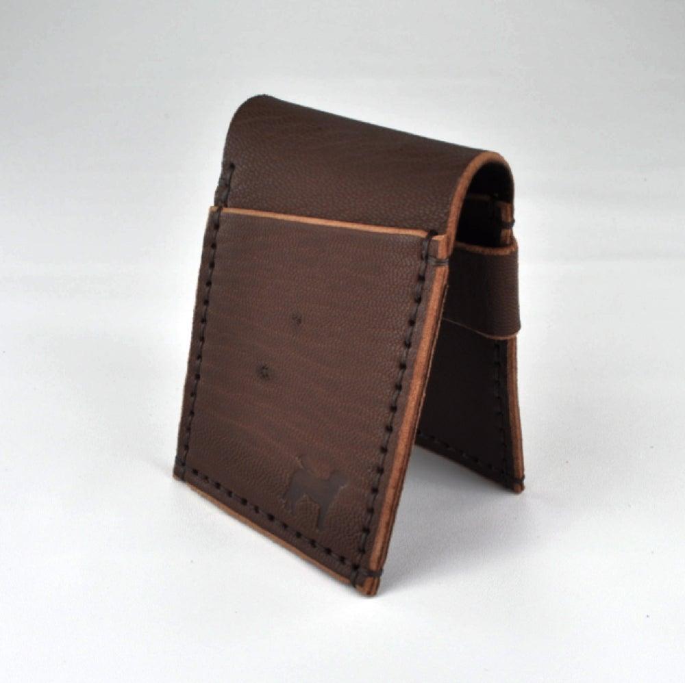 Image of Money Loop Wallet (Brown)