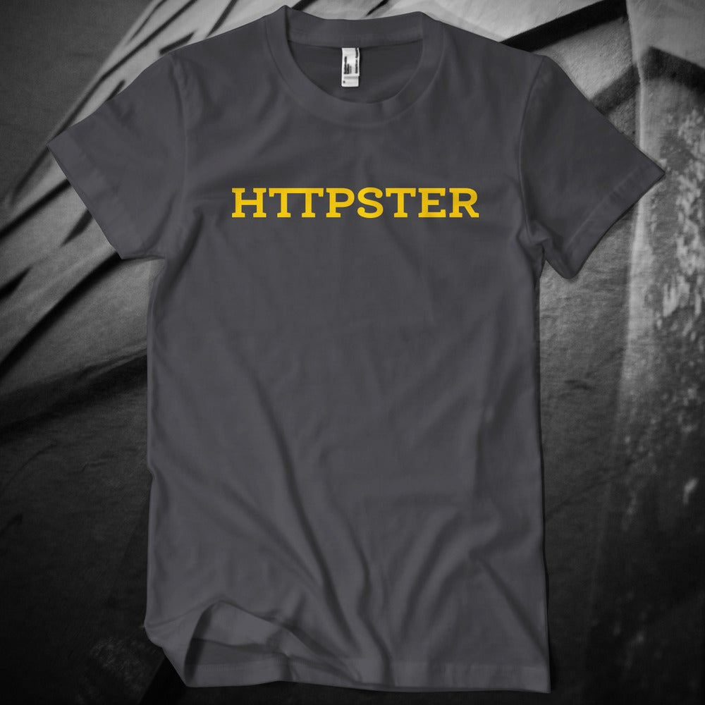 Image of HTTPSTER Tee, Zieger Edition