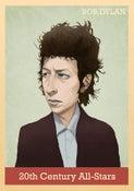 Image of Bob Dylan Print