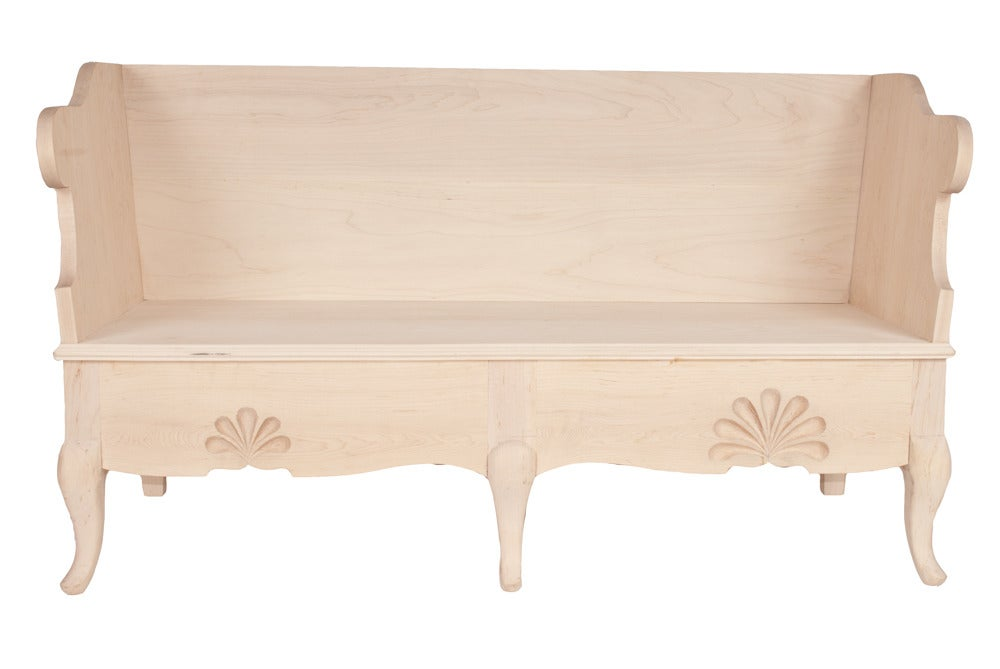 Image of Fronton Bench