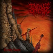 "Image of IMPALED OFFERING :""ETERNITY AWAITS""CD"
