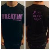 Image of BREATHE Black T-Shirt