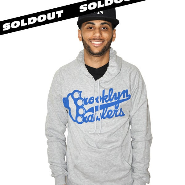 Image of Brooklyn Brawlers Hoody (Unisex) Limited Edition!