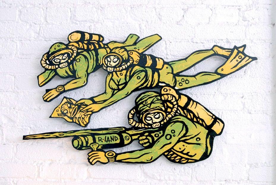 Image of Jumbo Frogmen