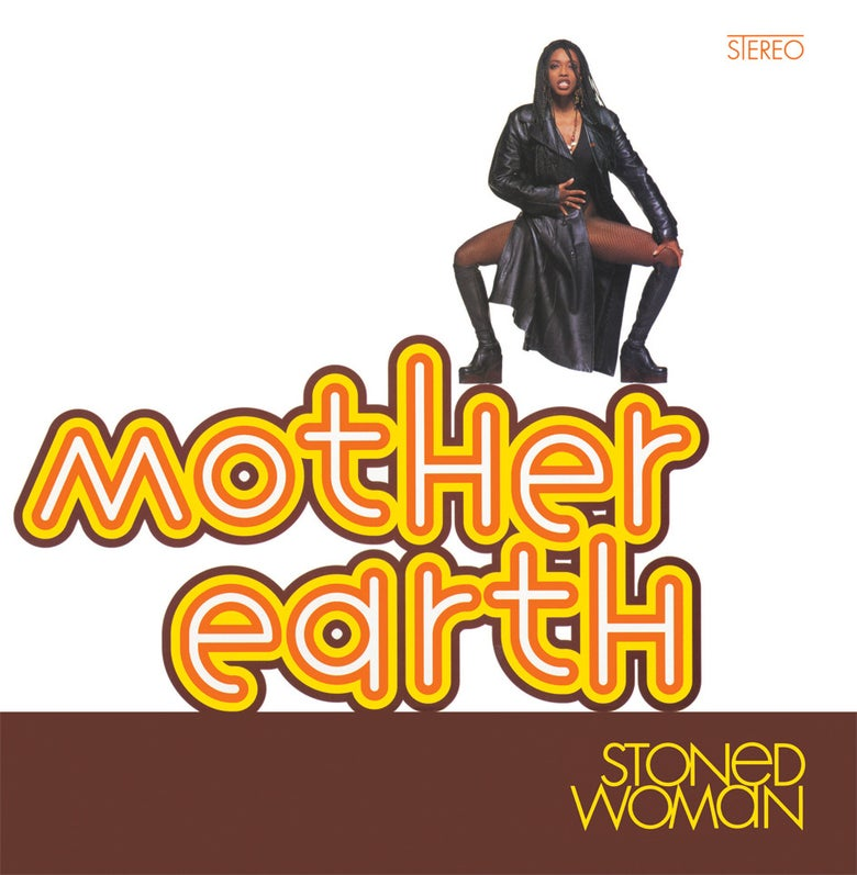 Image of Mother Earth - Stoned Woman (re-issue) LP