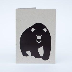 Image of Black Bear card