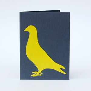 Image of Pigeon card