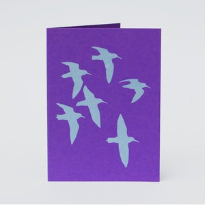 Image of Sandpiper card