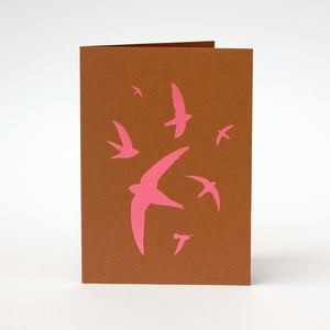 Image of Swift card