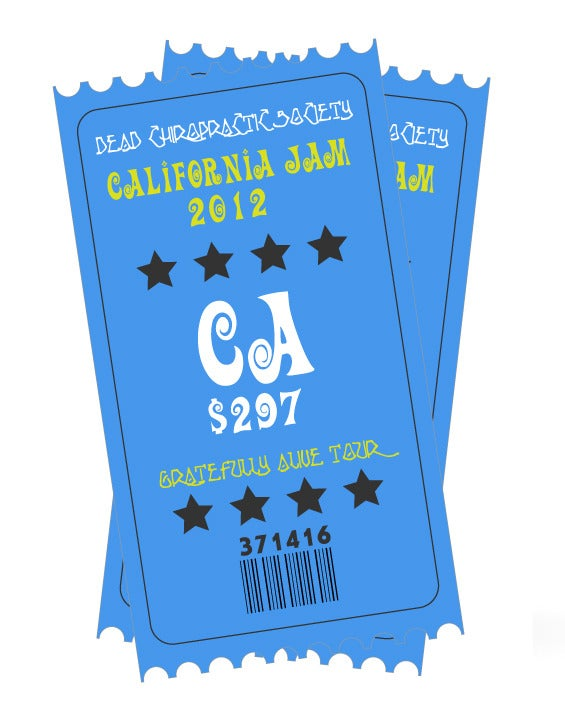 Image of Cal Jam 2013 - CA & Non-DC Spouse