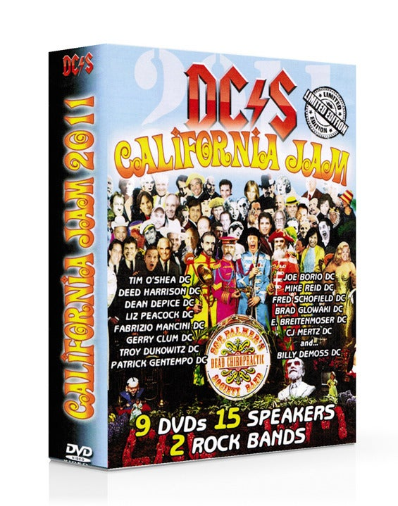 Image of California Jam 2011 DVD Set