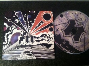 "Image of North ""The Great Silence"" CD"