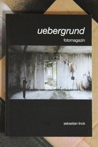 Image of uebergrund issue #3