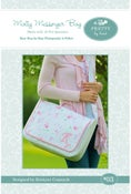 Image of PDF VERSION - Molly Messenger Bag Pattern