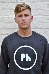 Image of Dark Grey Ph Logo Sweat