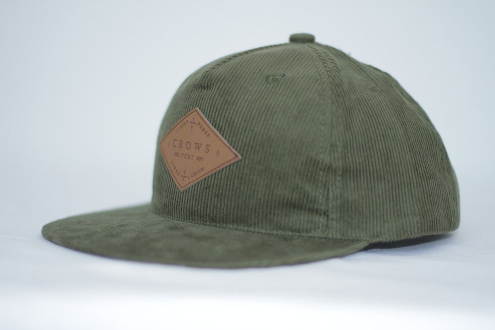 Image of The Manager - Corduroy Snap Back - FREE SHIPPING AUS WIDE