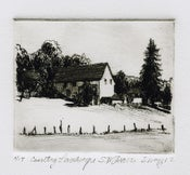 Image of Country Landscape S W France
