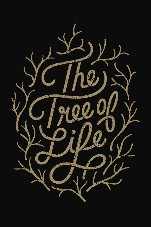 Image of The Tree of Life (Black)