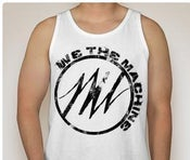 "Image of We The Machine ""Logo"" Tank Top"