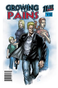 Image of Growing Pains #001