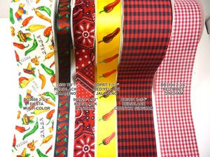 """Image of Group 19 Premium NO WIRE 7/8"""" - 2 3/4"""" w Ribbon """"By the Yard"""""""