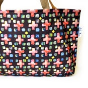 Image of Taos Cross Tote Bag