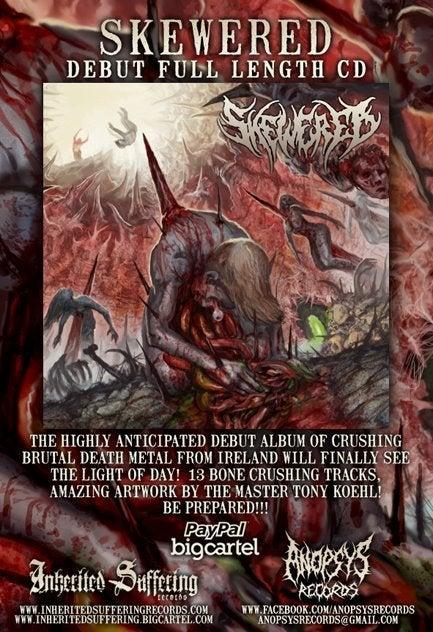 Image of Skewered Album