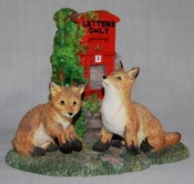 Image of Fox's and Post Box