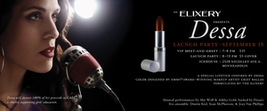 Image of Dessa Lipstick by The Elixery