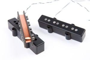Image of Chunger Custom Jazz Bass Pickups