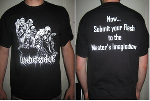 Image of Now...Submit Your Flesh To The Master's Imagination - Tshirt