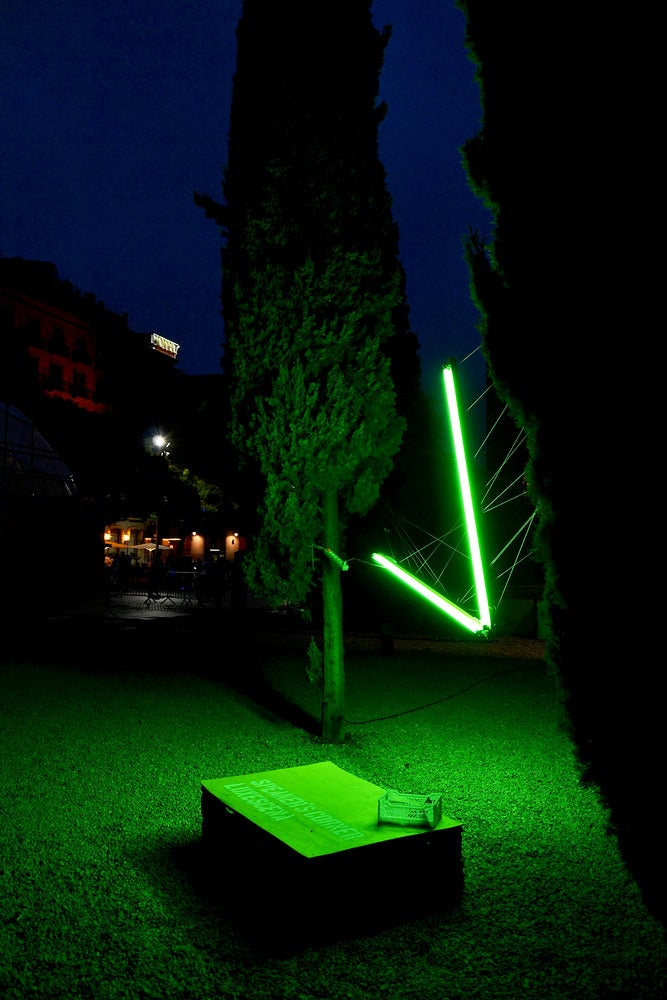 Image of Luxescena - light installation