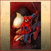 Image of Spider Man Print