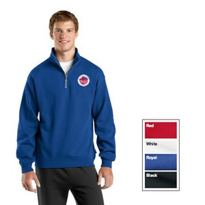 Image of 1/4 Zip Men's Sweatshirt – Sport-Tek