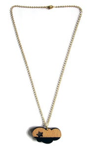 Image of 'nuage' small necklace