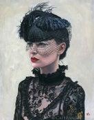 Image of Black Veil Limited Edition Prints 11x14
