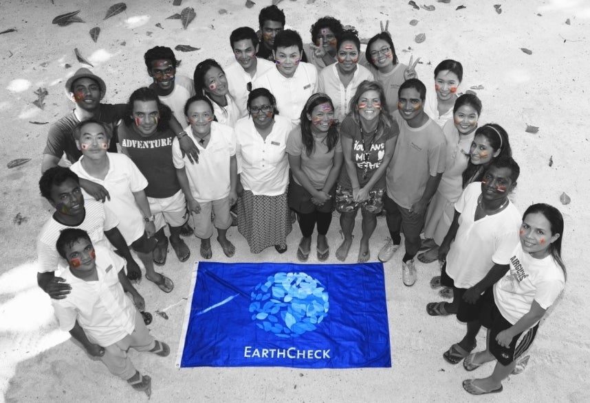 Image of EarthCheck Flags