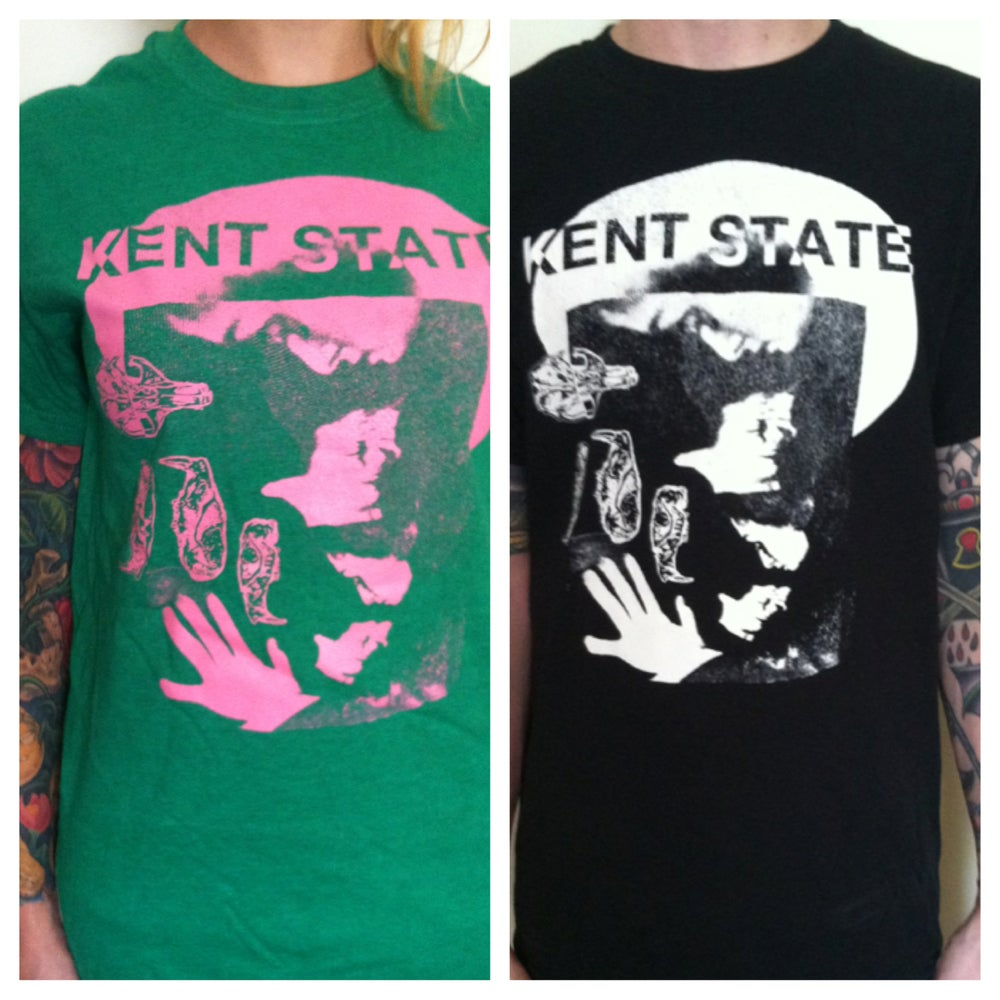 Image of Kent State Confession one sided t-shirt