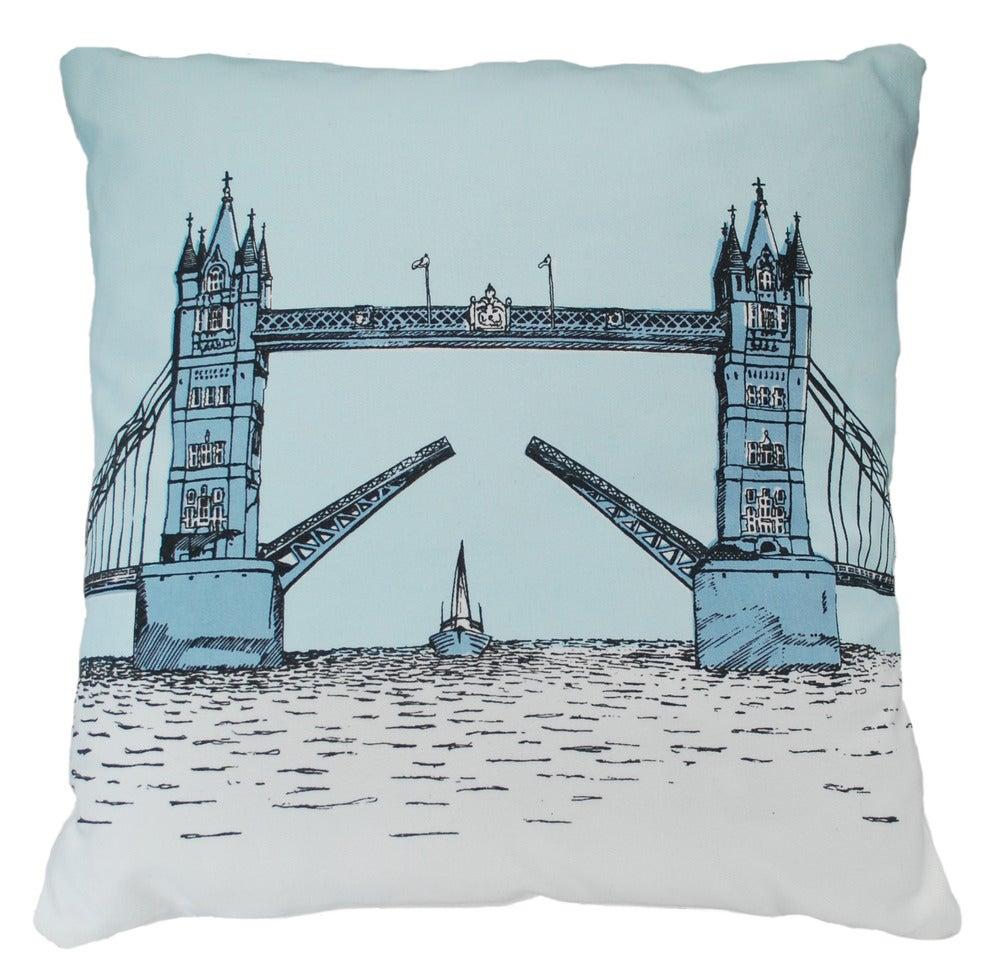 Image of Tower Bridge Cushion