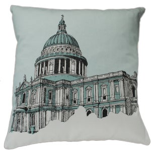 Image of St Pauls Cathedral Cushion