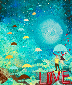 Image of 16 Umbrellas