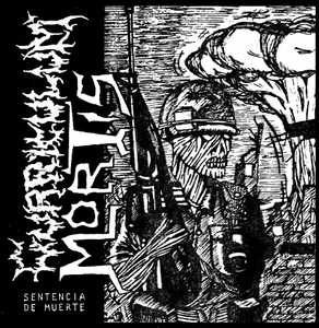 Image of Curriculum Mortis - Sentencia De Muerte LP