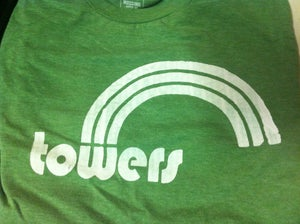 Image of Towers t-shirt SMALL