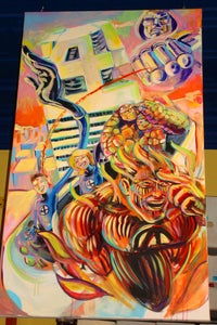 Image of EXILE ON YANCY STREET by John Hairston Jr.