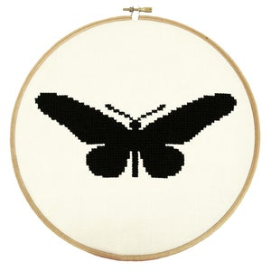 Image of Swallowtail PDF Pattern