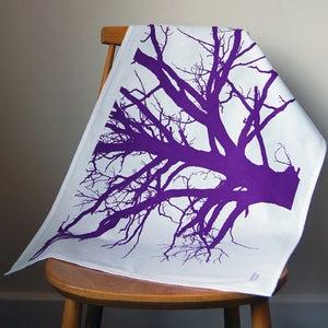 Image of Tree towel No.6