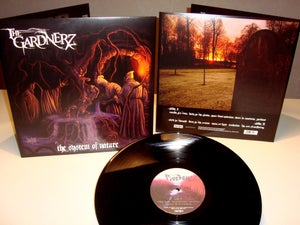 Image of THE GARDNERZ - The System Of Nature Gatefold LP