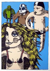 Image of Elisabeth a trois amants
