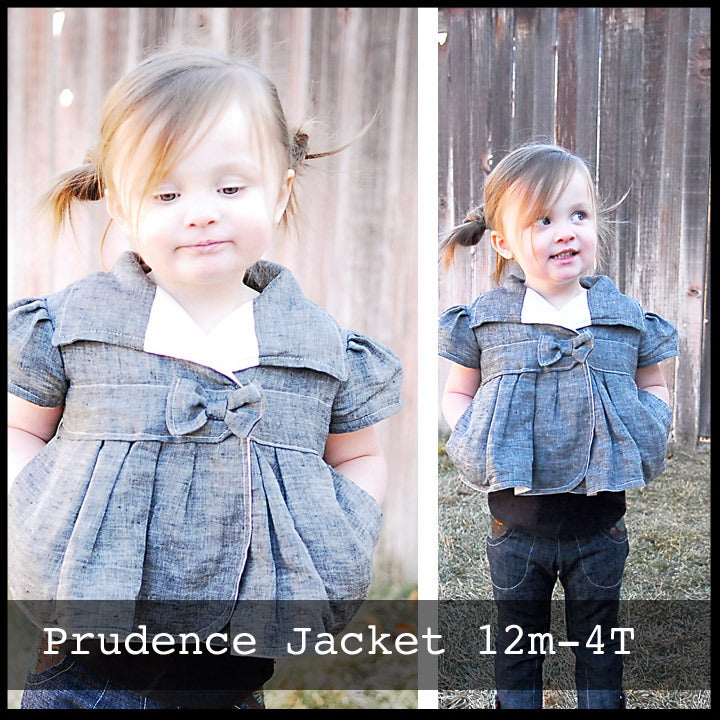 Image of Prudence Jacket Size 12m-4T