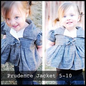Image of Prudence Jacket Sizes 5-10